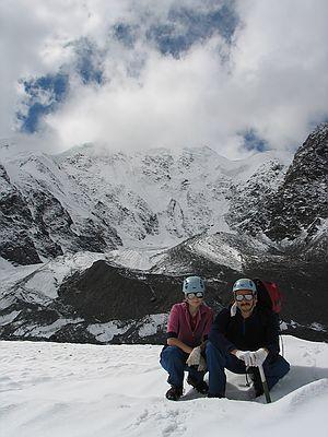 Алтай 2006. Маашей и Шавла