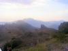 горы вдали