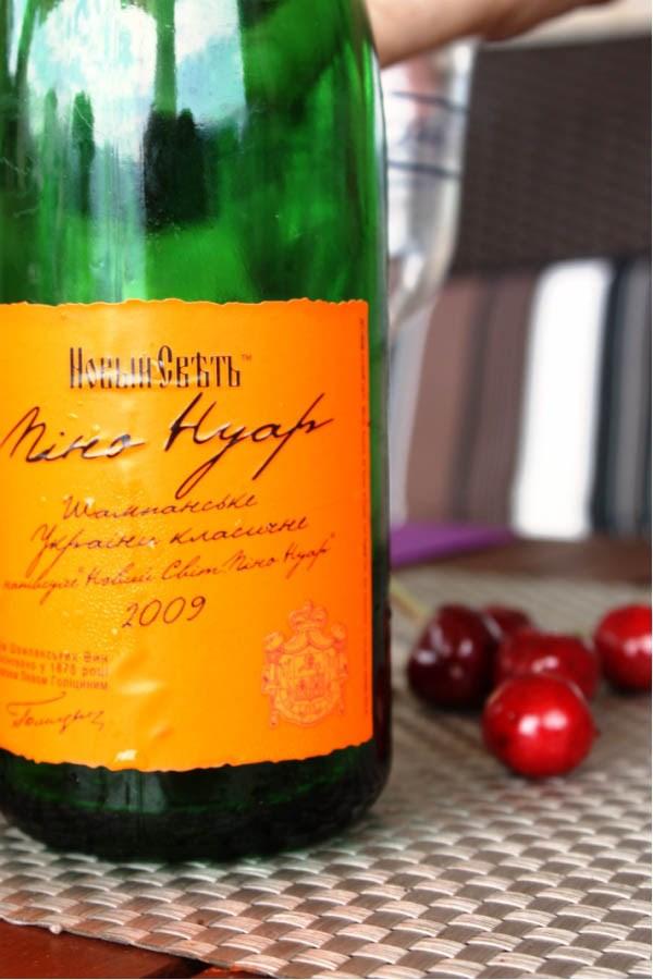 Новосветское коллекционное шампанское - лучший напиток в Крыму