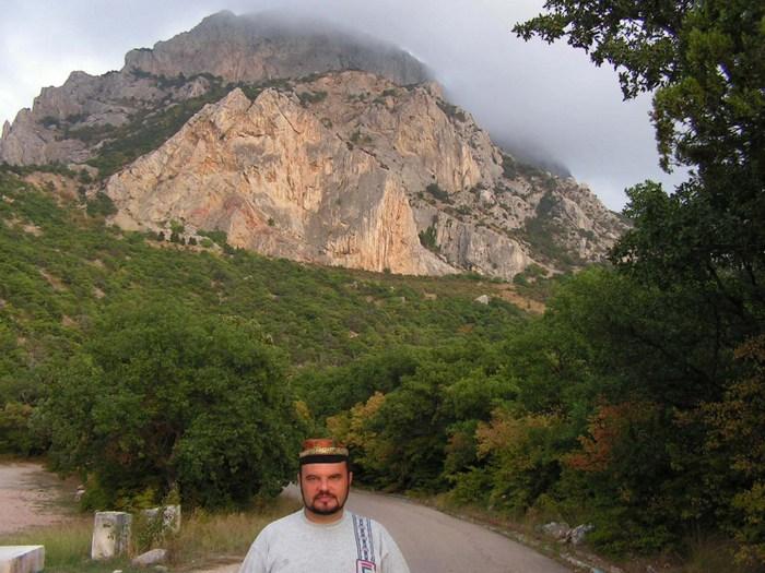 гора Ильяс-Кая