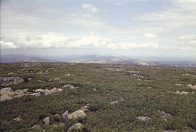 Вершина Ямантау
