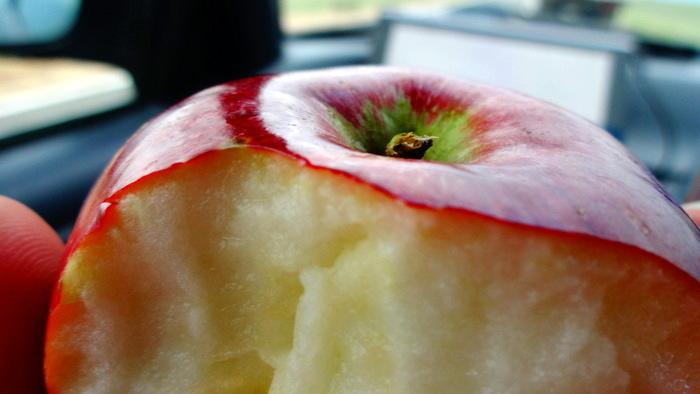 яблоко из Гори