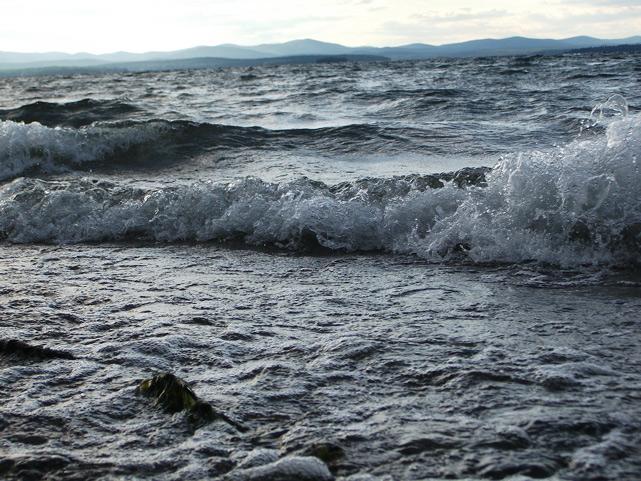 Буря на озере Увильды