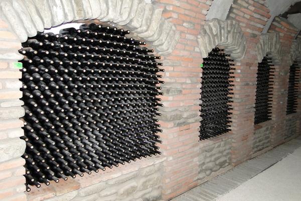идеальные условия для хранения и выдержки вина