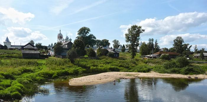 Село Улейма