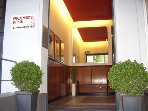Отель только для женщин «Artemisia» (Берлин, Германия)