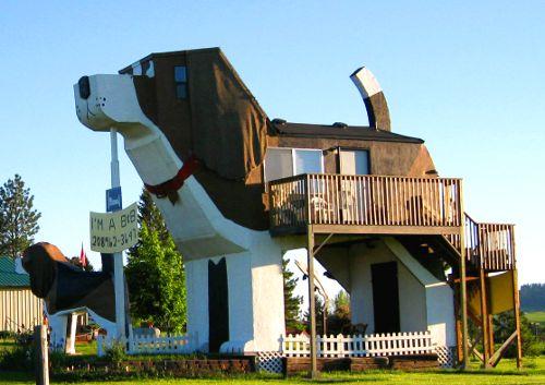 Отель Dog Bark Park Inn