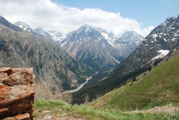 Левый Талгар