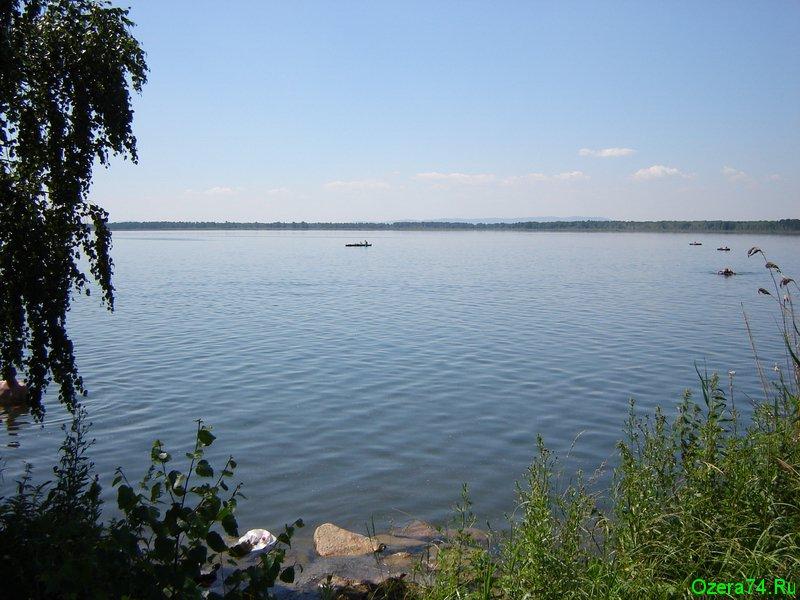 Озеро Малые Аллаки