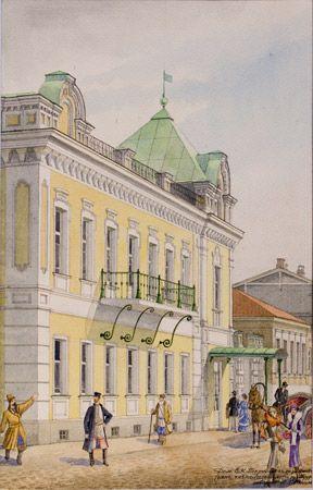 Дом В.К. Покровкого по ул. Ивановской