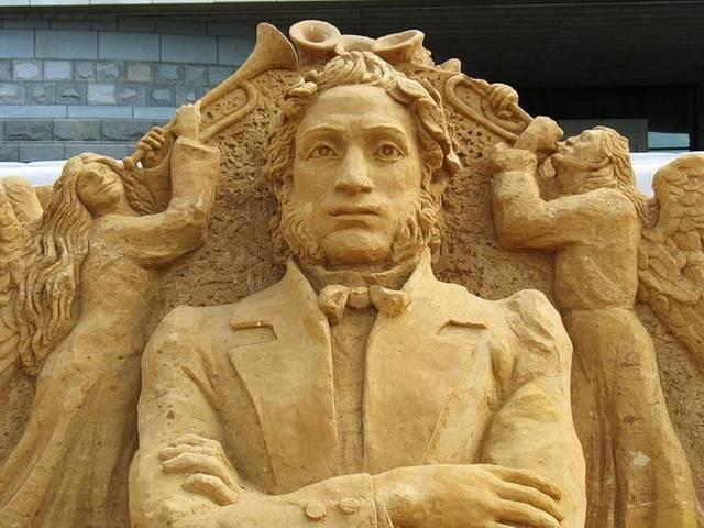 фестиваль скульптур из песка