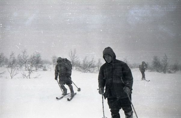 Поход тургруппы Дятлова