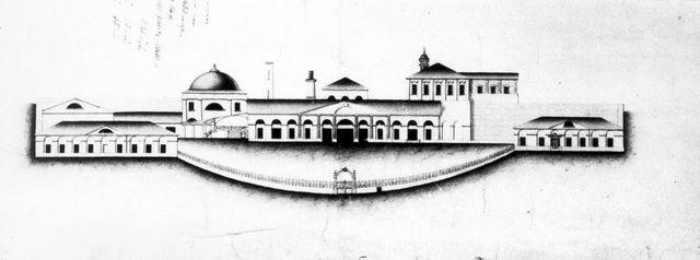 Фасад Верхне-Кыштымского завода