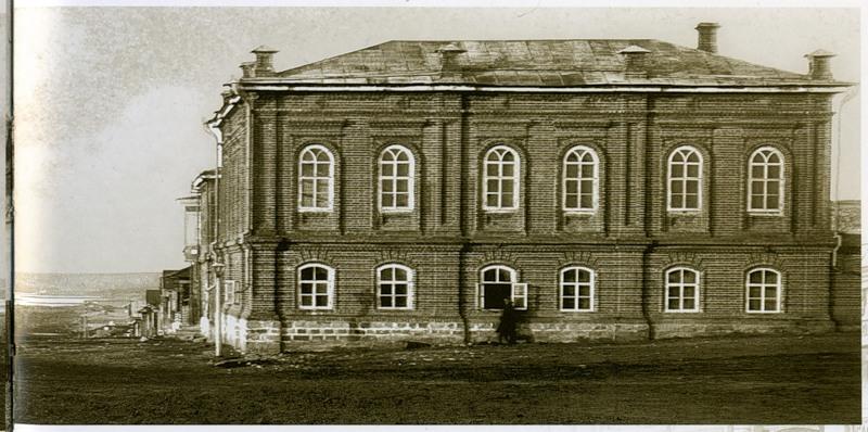 Фото до 1910 года.