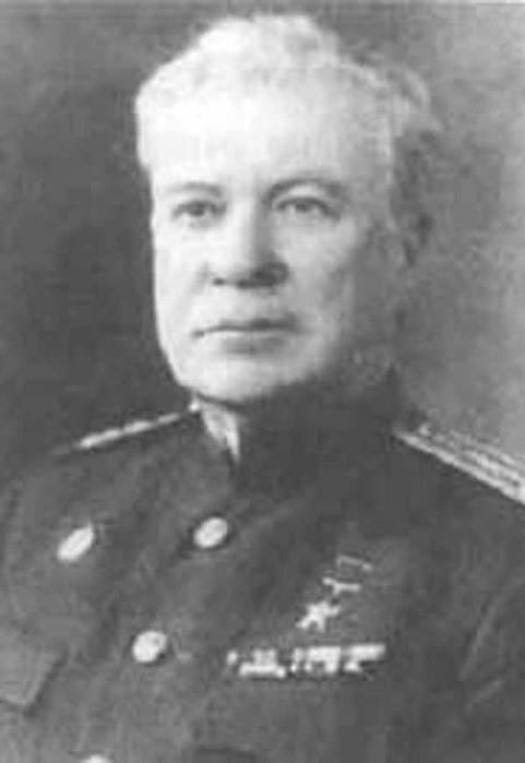 Василий Андреевич Сапрыкин