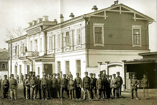 Старый Челябинск в фотографиях