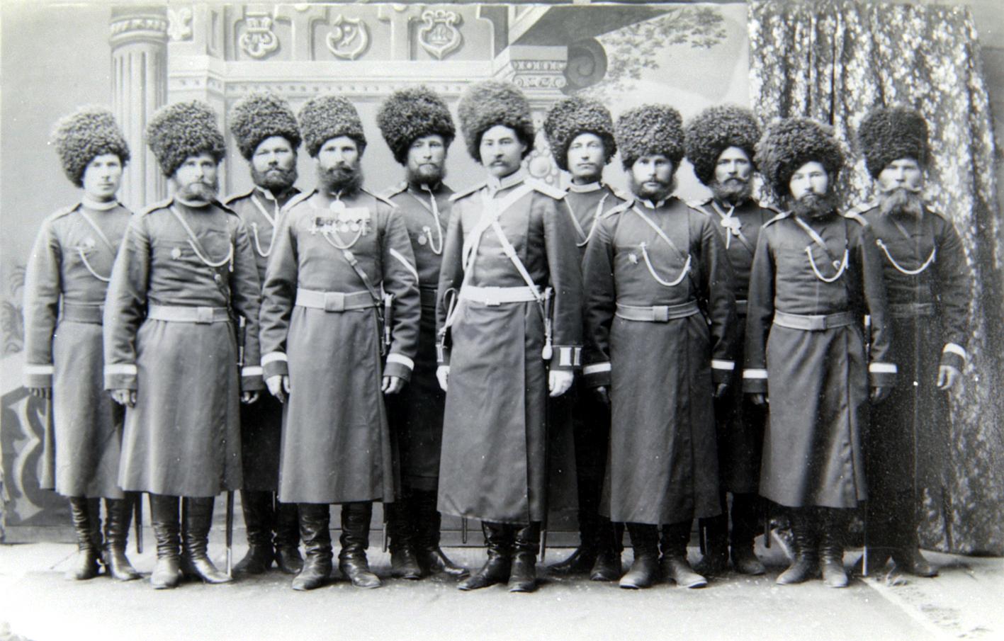 Яицкое казачье войско