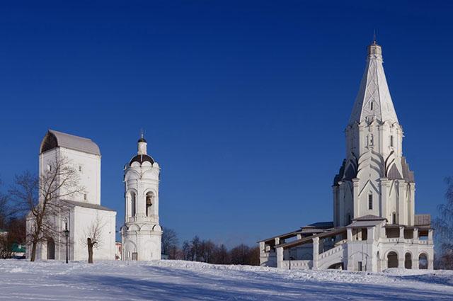Вознесенский храм в Коломенском