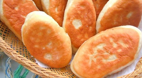 Пирожки уральские