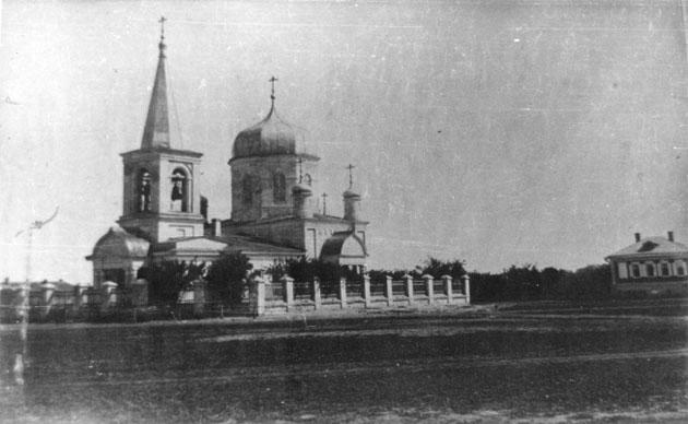 Церковь Успения Пресвятыя Богородицы