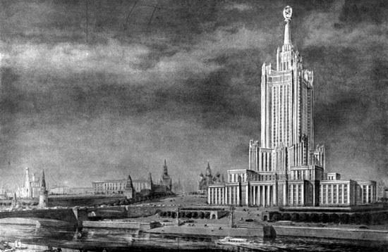Административное здание в Зарядье - проект