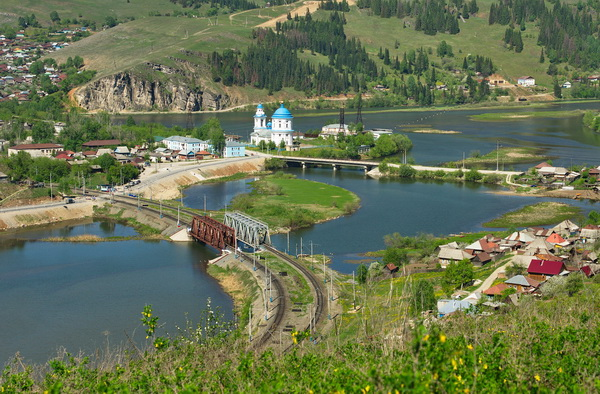 Миньяр, фото с сайта Наш Урал