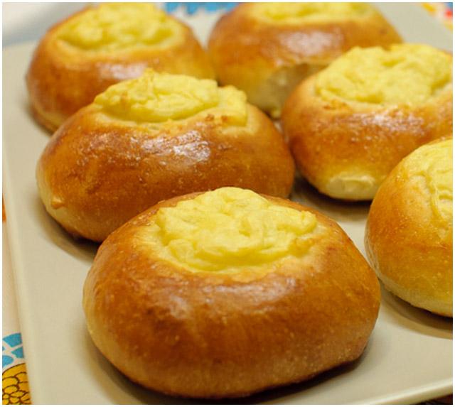 ватрушки пышные с картошкой рецепт