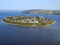 Свияжск - Остров град