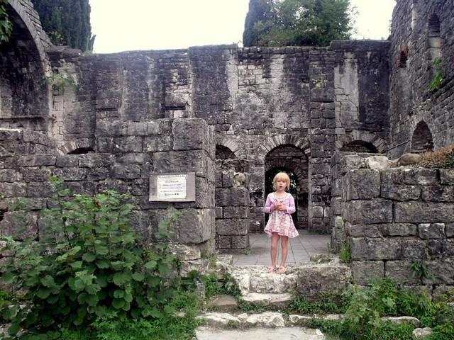 Храм в Цандрипше
