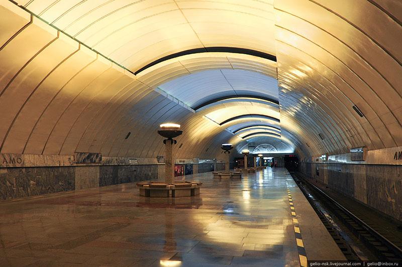 Екатеринбург метро Станция Динамо