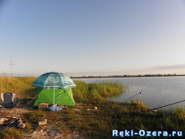 Озеро Паранино