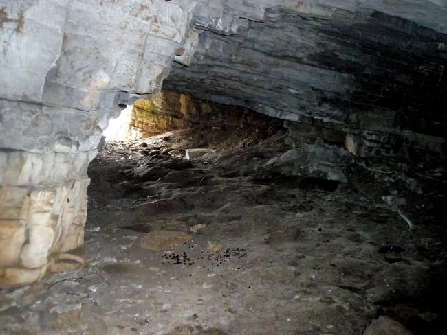 Пещера Идрисовская