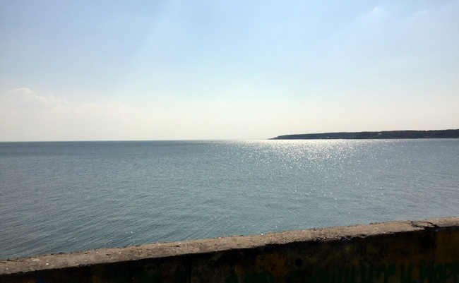 Новосибирск Обское море