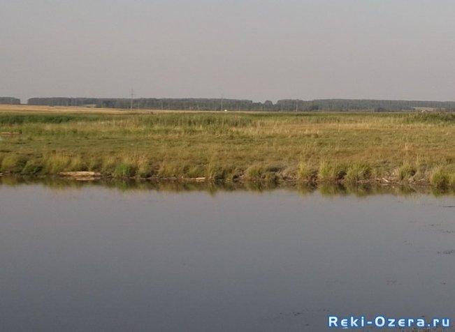Озеро Светлый Дол