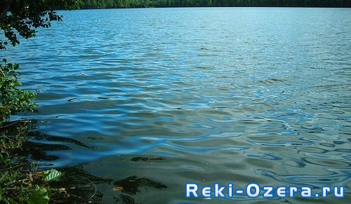 Озеро Теренколь Горький
