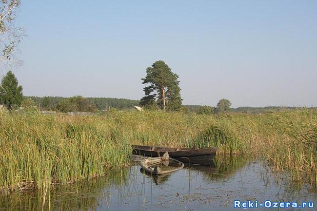 Озеро Чаша