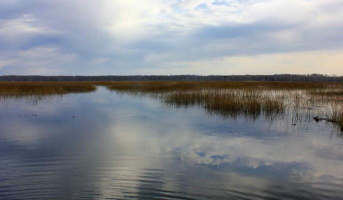 Озеро Большое Сливное