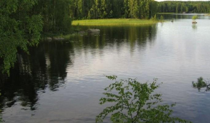Озеро Половинное