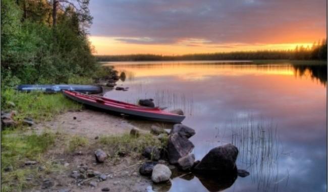 Озеро Полой