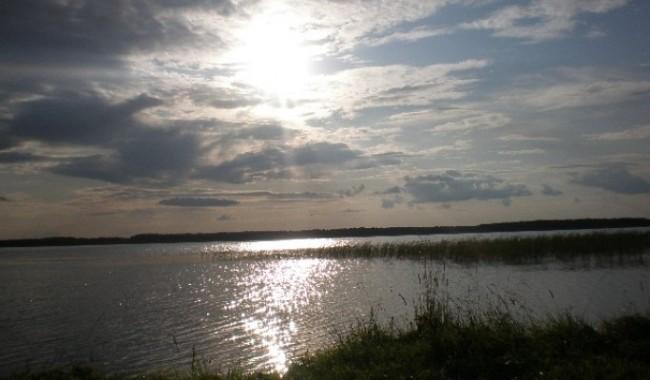 Озеро Пьянково
