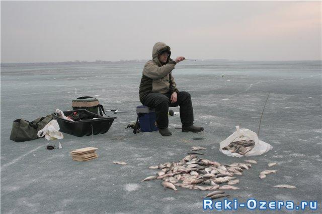 Озеро Теренколь