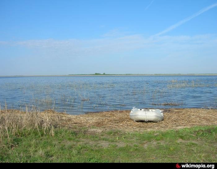 Озеро Песчаново