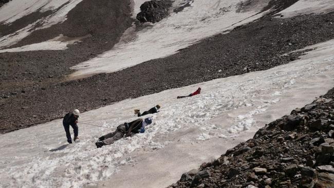 Снежно - ледовые занятия
