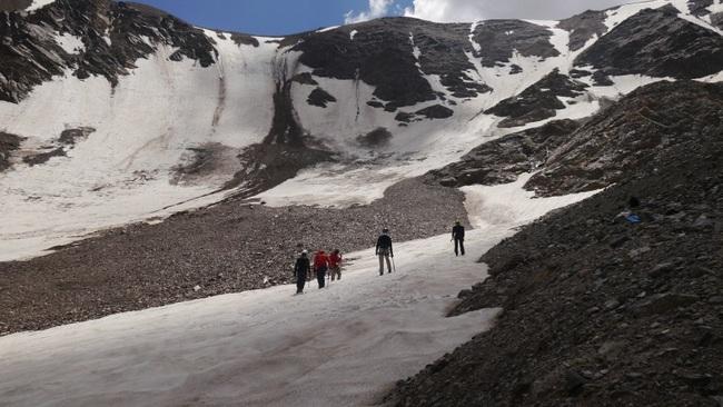 Вид на перевал Ирик -Субаши