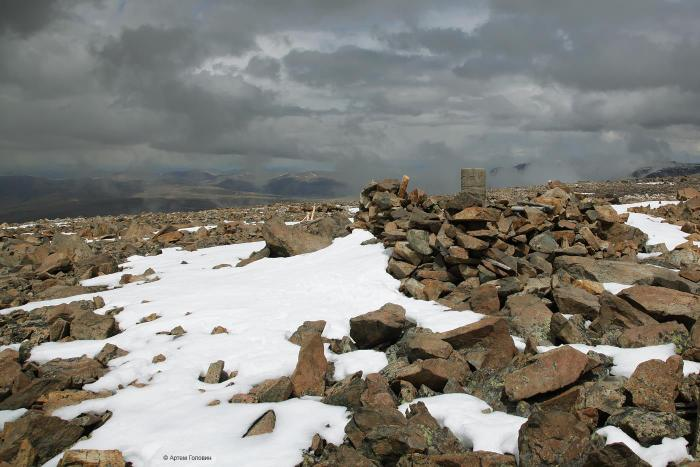 Аргамджи. 3511 м