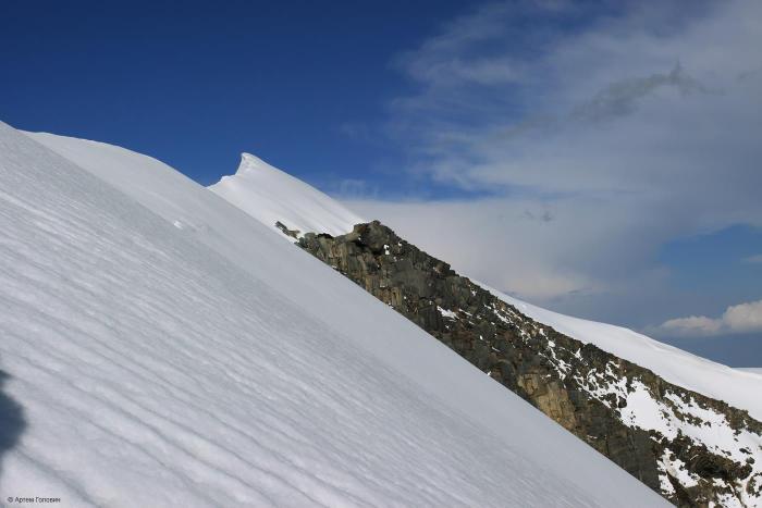 Маашей-Баши. 4177 м