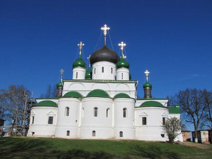 Феодоровский монастырь