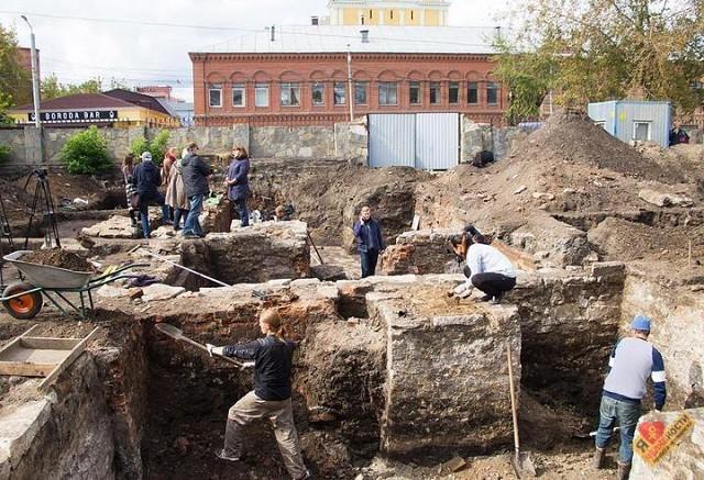 Cтаринный водочный завод в Челябинске