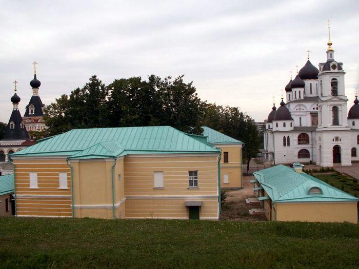 Дмитровского кремля